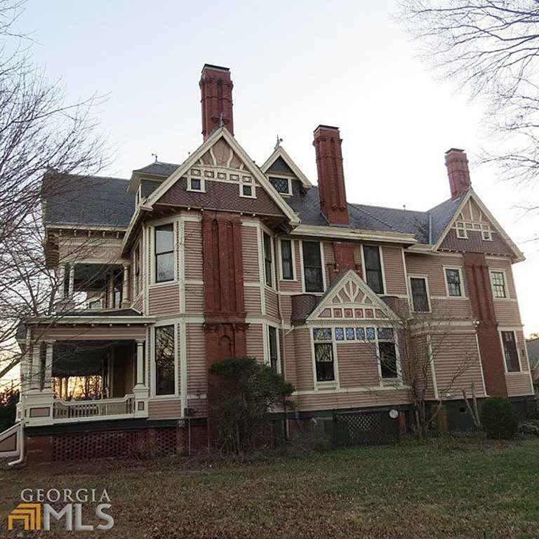 1897 Queen Anne Jackson Ga Old House Dreams