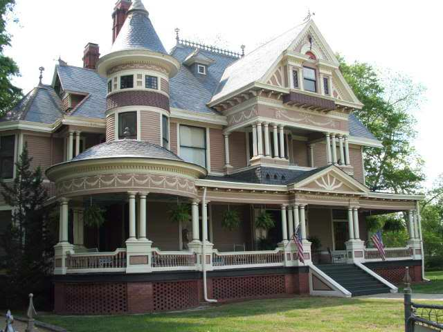 1897 Queen Anne Victorian Home. 1897 Queen Anne, Jackson, GA