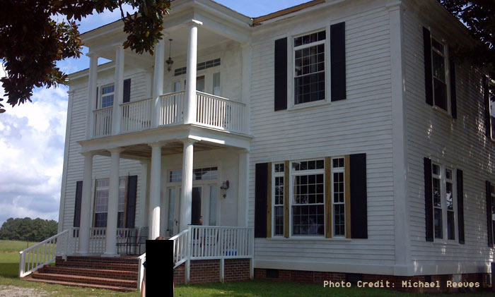 Purple Color House Home Design