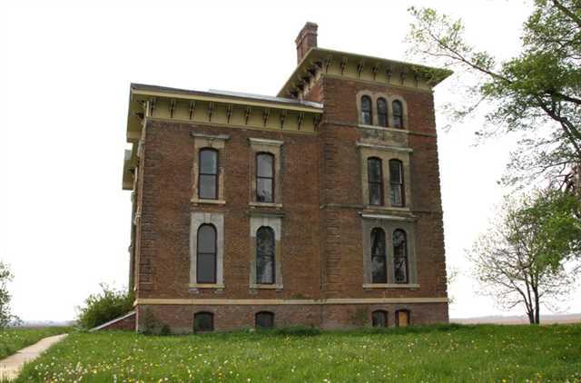 1866 italianate towanda il old house dreams for Italianate homes for sale