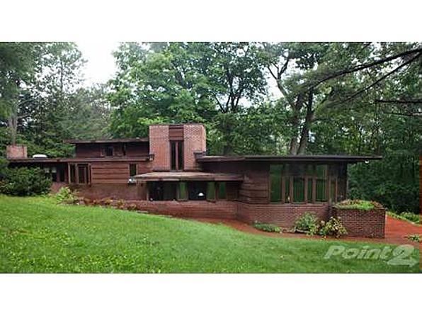 Frank lloyd wright homes in wisconsin avie home for Home builders in wisconsin