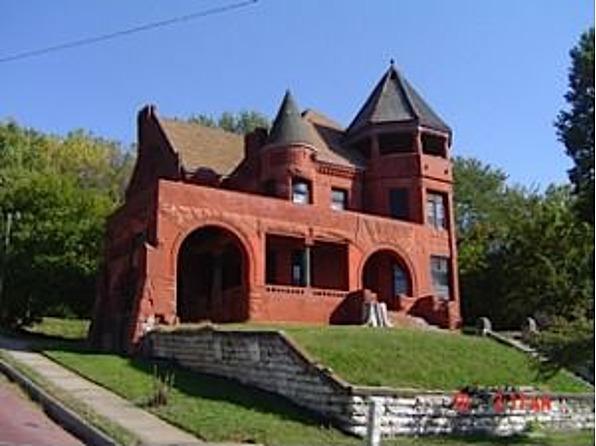 1890 Romanesque St Joseph Mo Old House Dreams