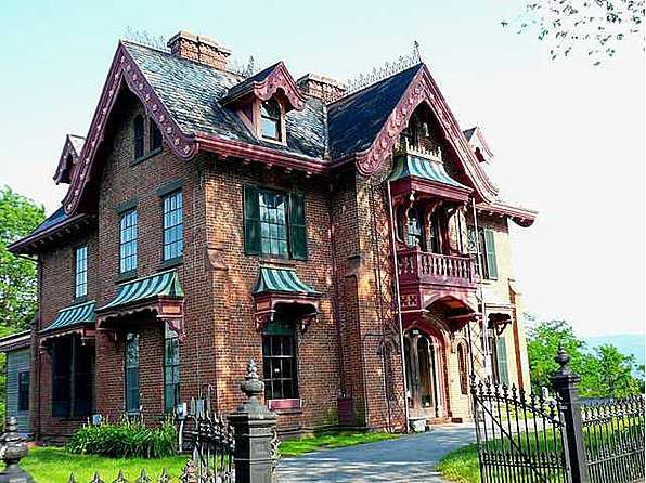 Gothic Revival Homes 1854 gothic revival - newburgh, ny - $325,000 - old house dreams