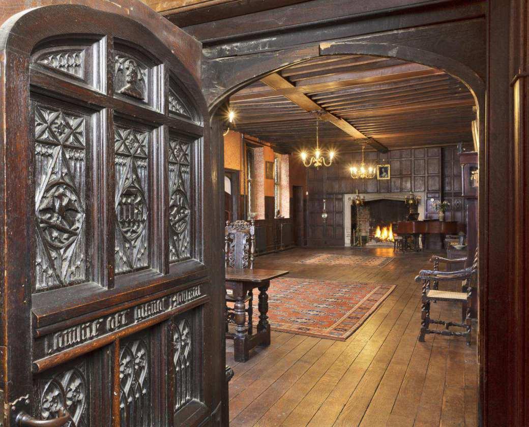 16th Century Rainthorpe Hall Tasburgh Norfolk England Old House Dreams