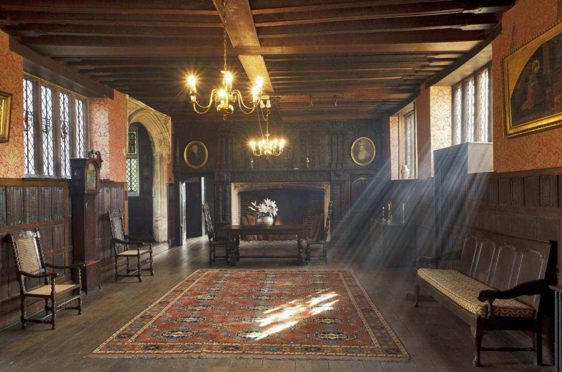 16th Century Rainthorpe Hall Tasburgh Norfolk England