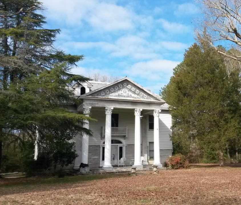 c  1900 Classical Revival - Littleton, NC - Old House Dreams