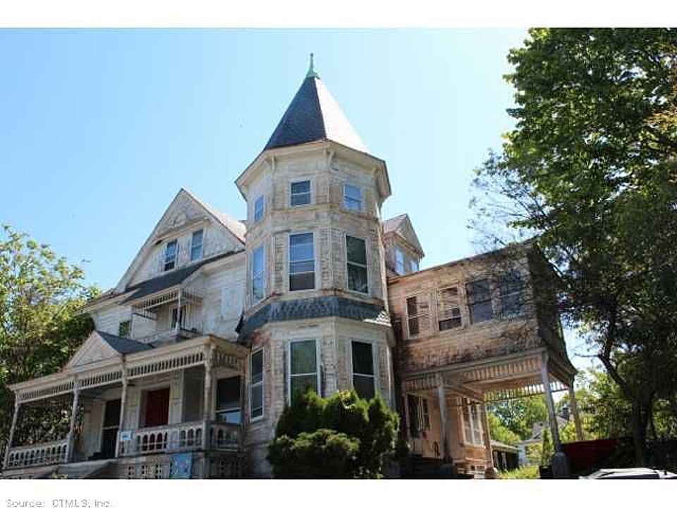 1889 Queen Anne New London Ct Old House Dreams