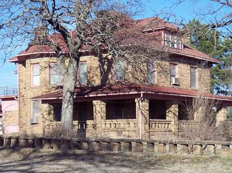 1902 Weleetka Ok Old House Dreams