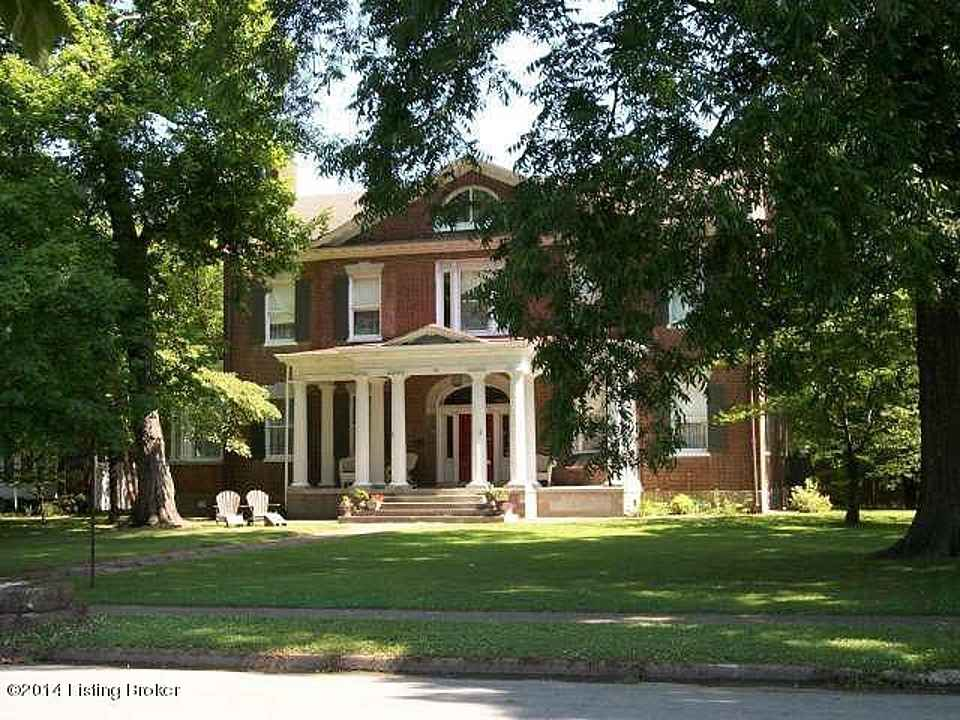 1815 federal bardstown ky old house dreams 1815 federal bardstown ky publicscrutiny Images