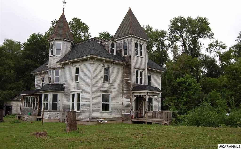 1897 dawson mn old house dreams for Large victorian homes for sale