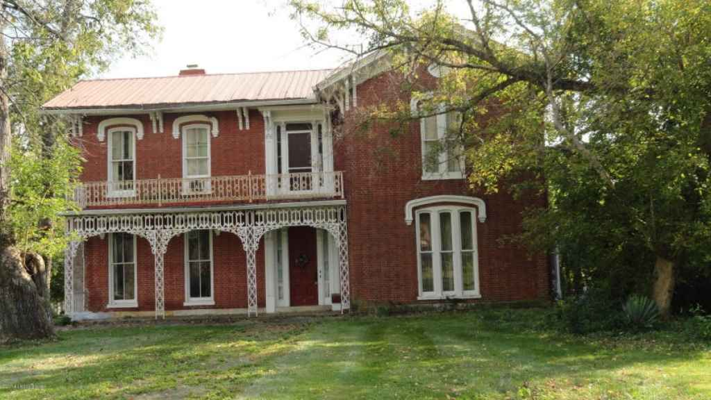 1869 Italianate Shelbyville KY 125000 Old House Dreams