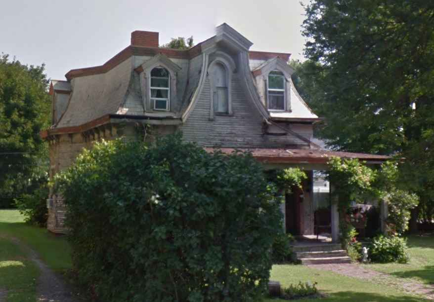 1869 Second Empire - New Philadelphia, OH - Old House Dreams