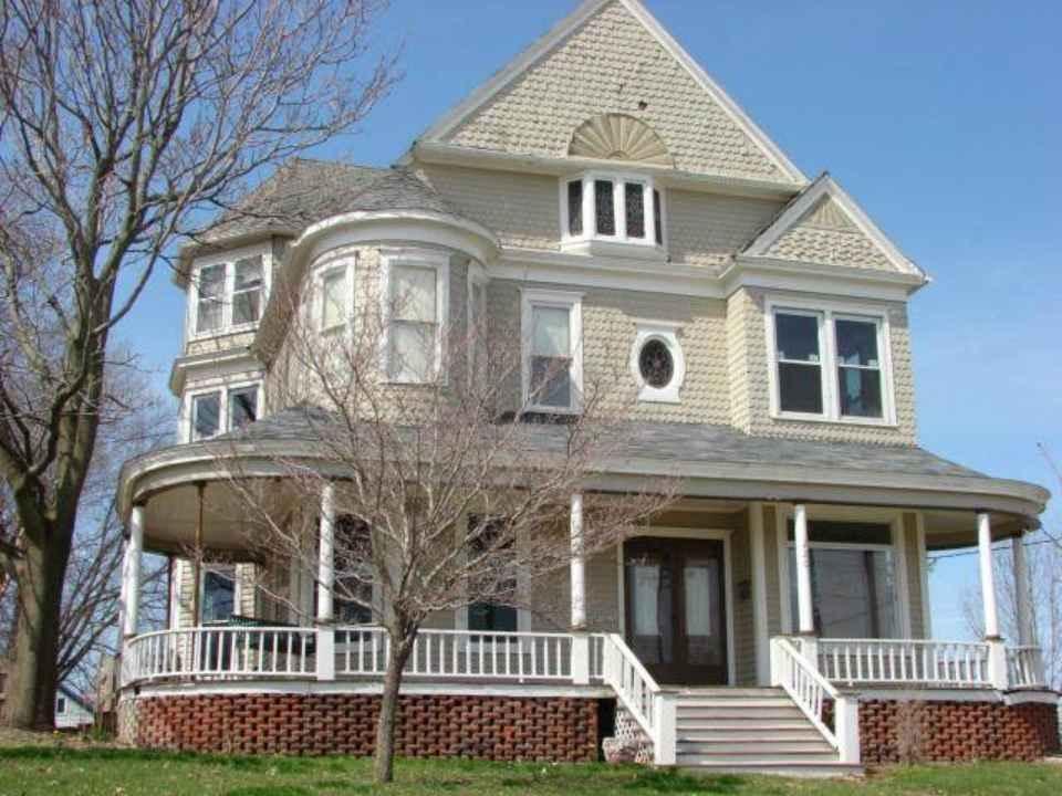 C 1900 Queen Anne Richmond Mo 129 900 Old House