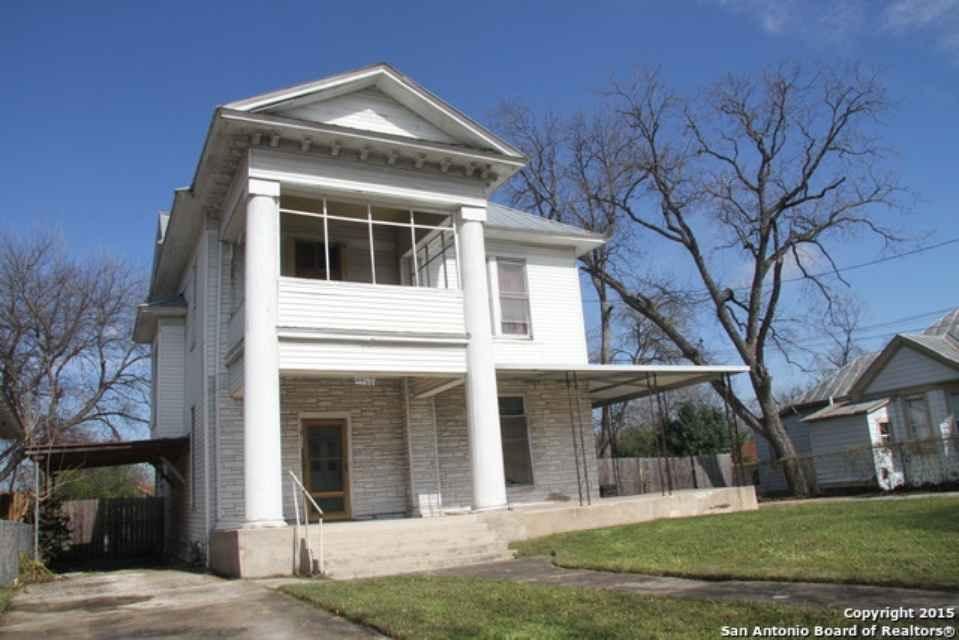 1930 Classical Revival - San Antonio, TX - Old House Dreams