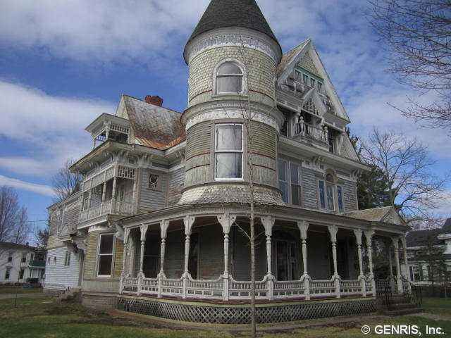 1900 queen anne camden ny old house dreams for Churches for sale in ny