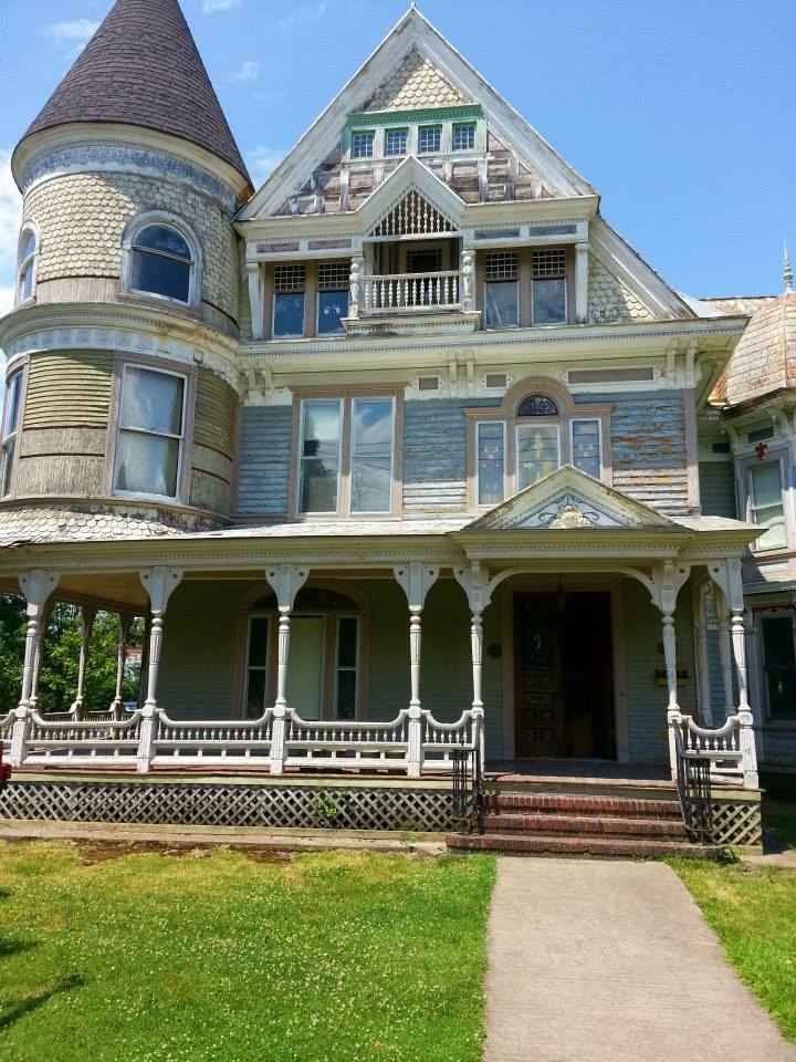 1900 Queen Anne Camden Ny Old House Dreams