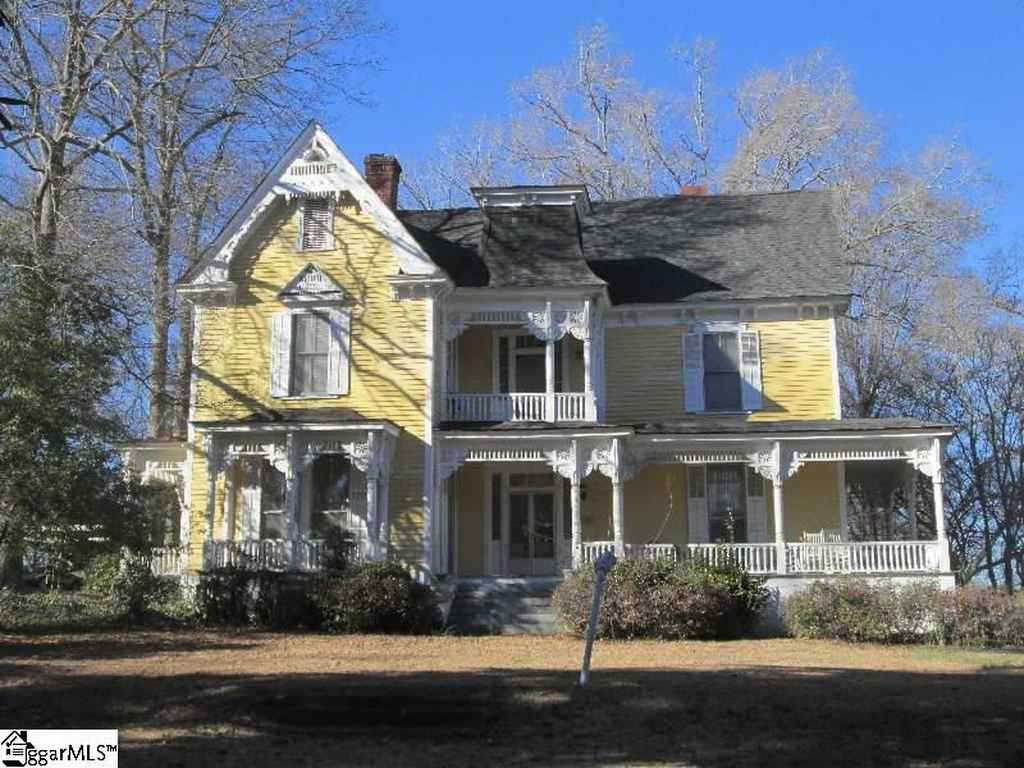 c. 1890 Folk Victorian - Laurens, SC - Old House Dreams