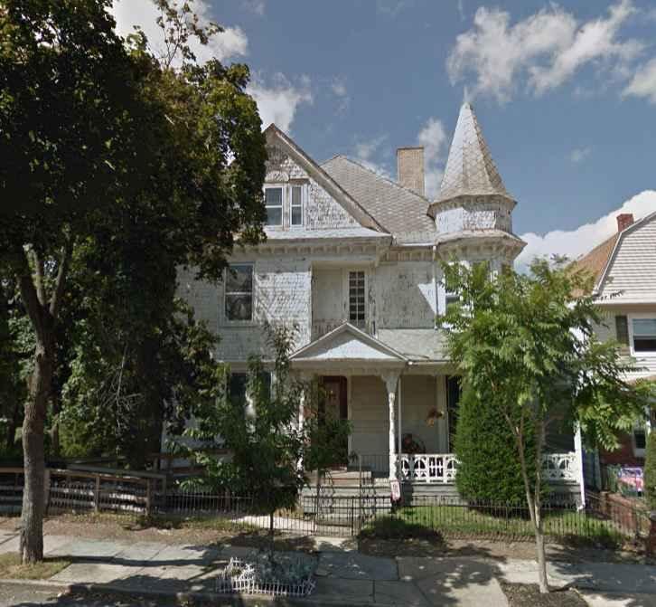 C 1890 Queen Anne Mount Carmel Pa Old House Dreams
