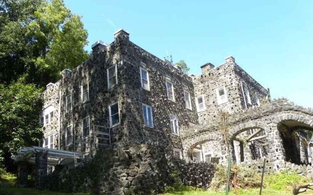 1912 Castle Chadds Ford PA Lost In Fire