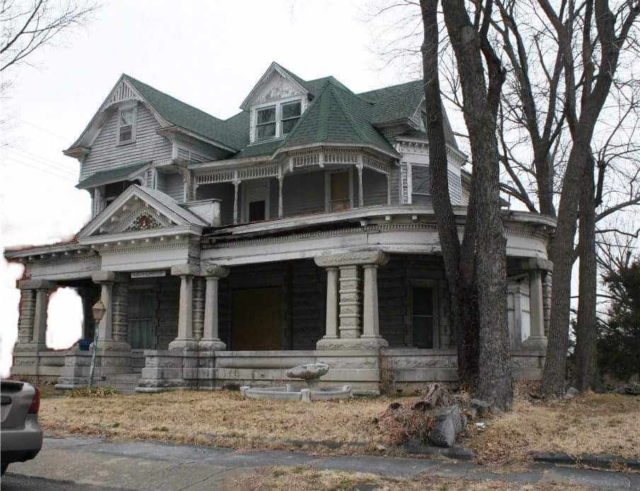1895 Queen Anne Carthage Mo Old House Dreams