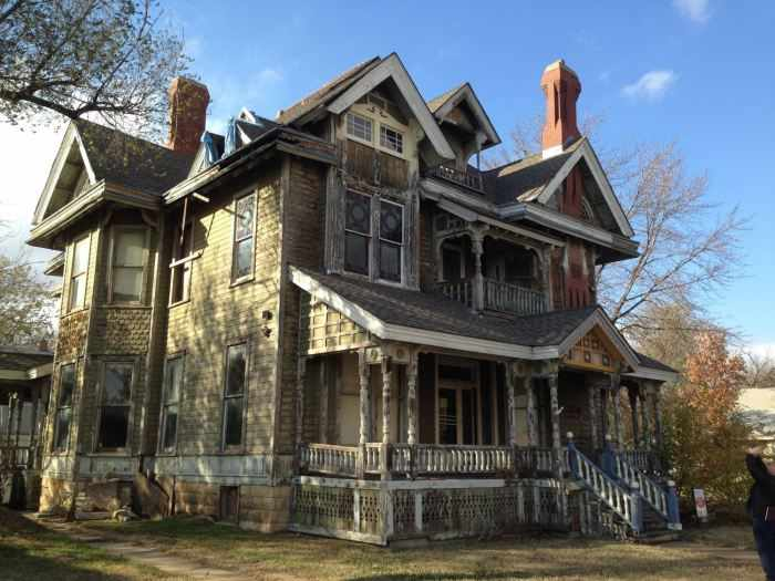 1886 queen anne wichita ks old house dreams for Classic house 2015