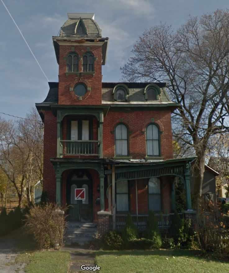 C 1890 Second Empire Auburn Ny Old House Dreams