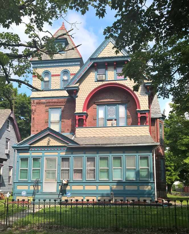 Zillows Nj: Old House Dreams