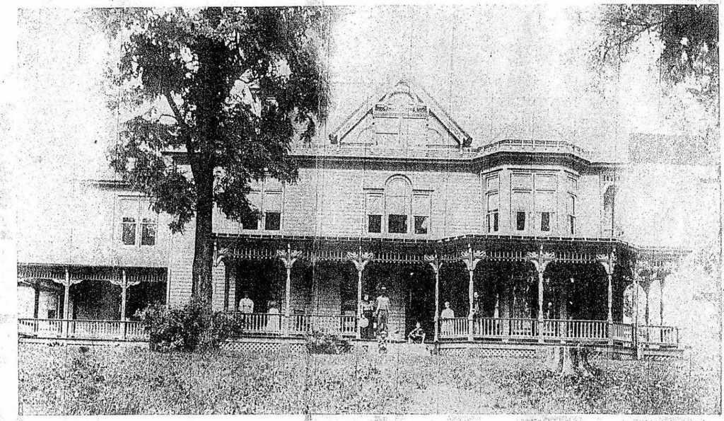 Virginia 1860 Victorian Farmhouse