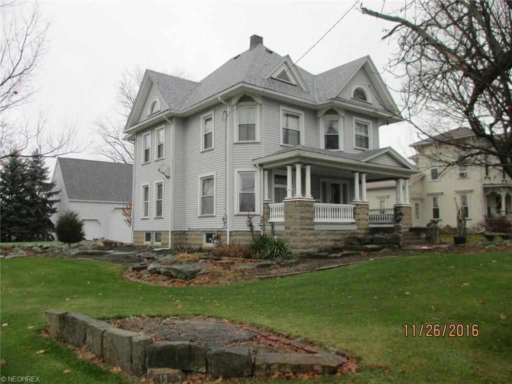 C 1900 Queen Anne Cortland Oh Old House Dreams