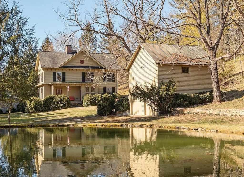 C 1770 lexington va 599 000 old house dreams for Cabins in lexington va