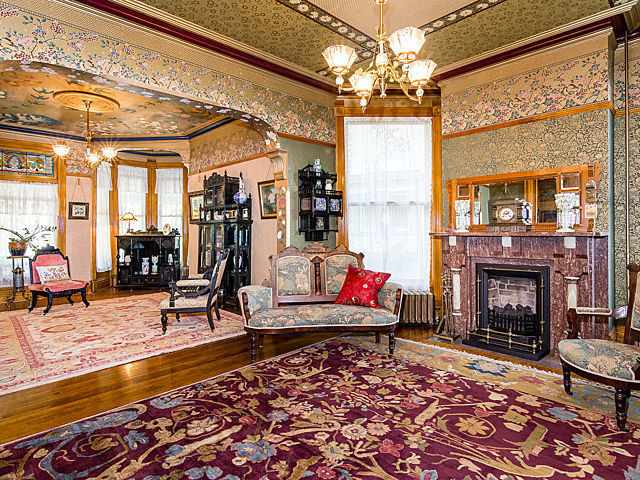 Illinois 1887 Queen Anne Victorian