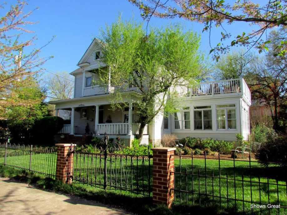 1905 Classical Revival Roanoke Va Old House Dreams