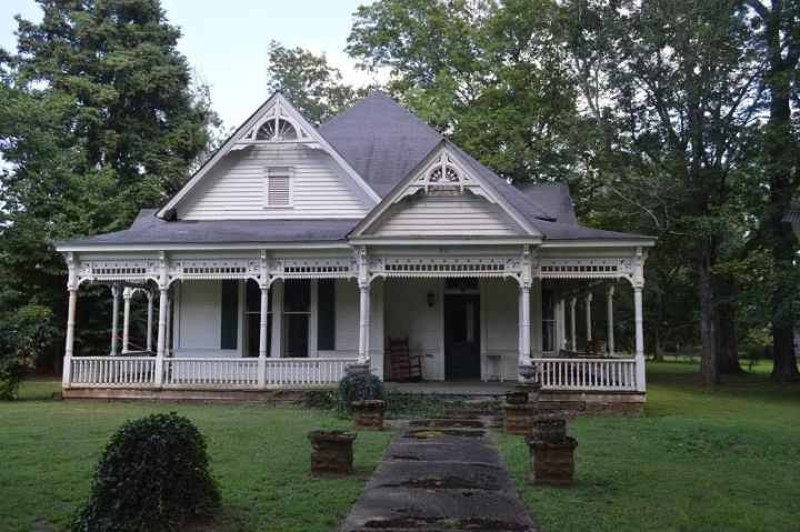 1902 Queen Anne Huntland Tn Old House Dreams