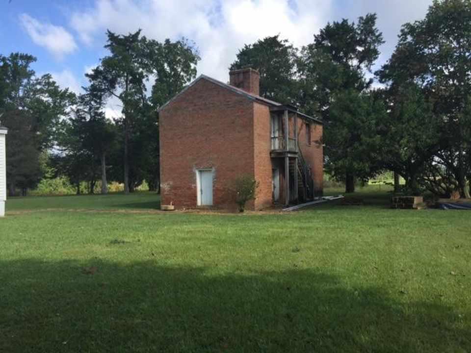 1852 Greek Revival Hamilton Ms Old House Dreams