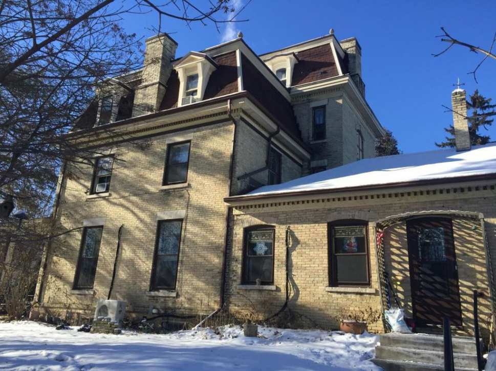 1856 Second Empire Whitewater Wi Old House Dreams