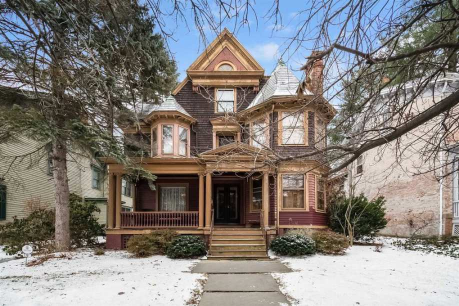 1899 Queen Anne Poughkeepsie Ny Old House Dreams