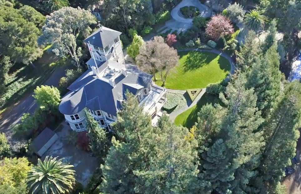 California 1885 Fennwood Estate