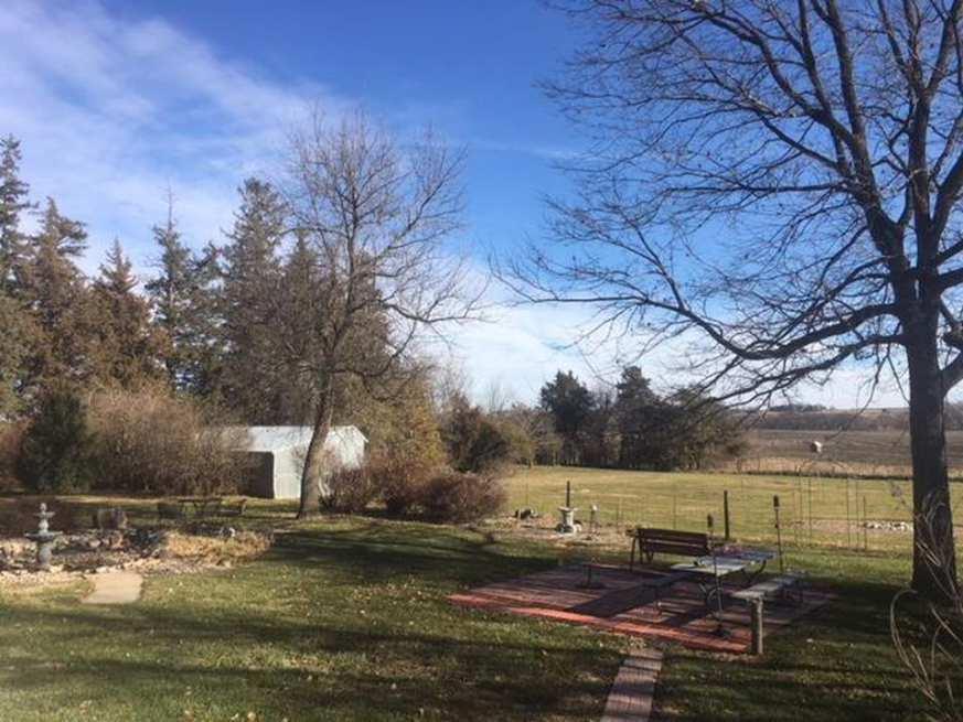 Iowa 1900 Queen Anne Farmhouse
