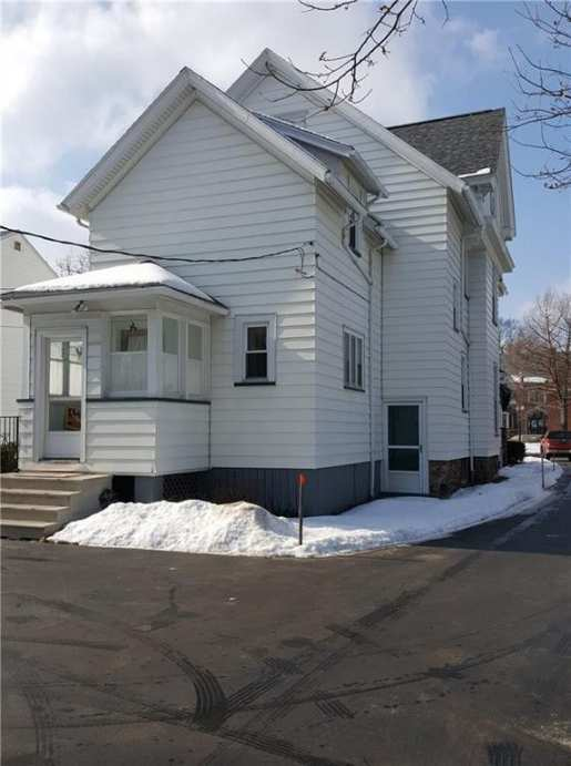 C 1900 Rochester Ny Old House Dreams