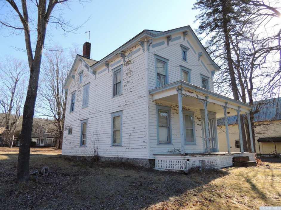 C 1850 Italianate Preston Hollow Ny Old House Dreams