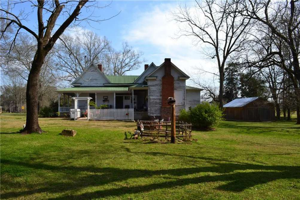 1892 Lowndesville Sc Old House Dreams