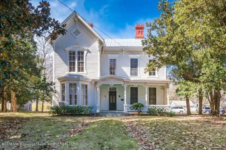 C 1860 italianate sardis ms 285 000 old house dreams for Home builders in south ms