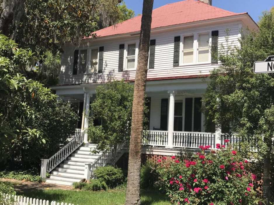 1909 Colonial Revival Beaufort Sc 649 000 Old