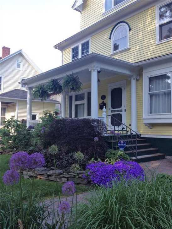 C 1900 Colonial Revival Rochester Ny Old House Dreams