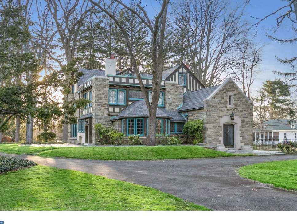 1919 Tudor Revival - Mantua, NJ - $1,199,000 - Old House Dreams
