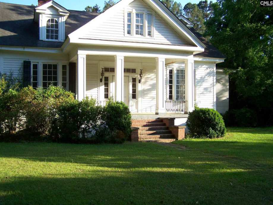 Old Houses for sale in South Carolina - Old House Dreams