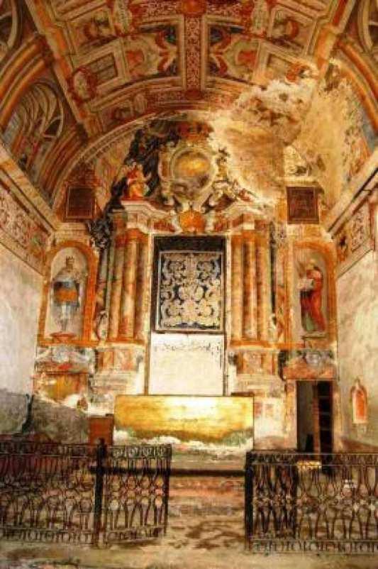 15th Century Church Sarnano Italy 269 076 Old