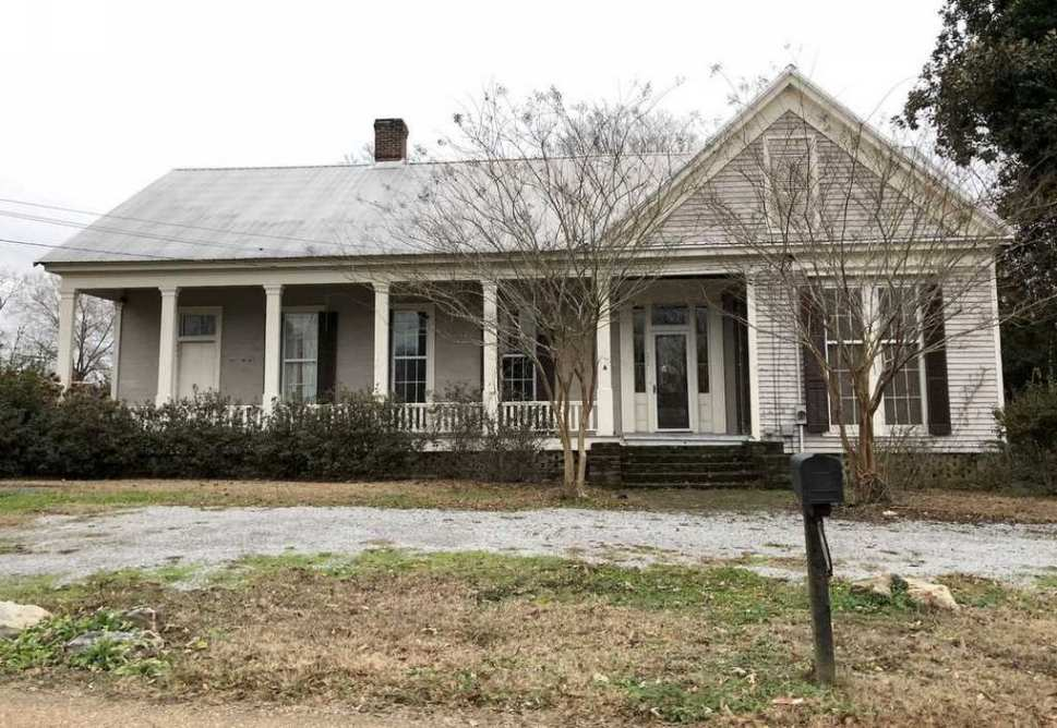 C 1870 wesson ms 90 060 old house dreams for Homes for 75000