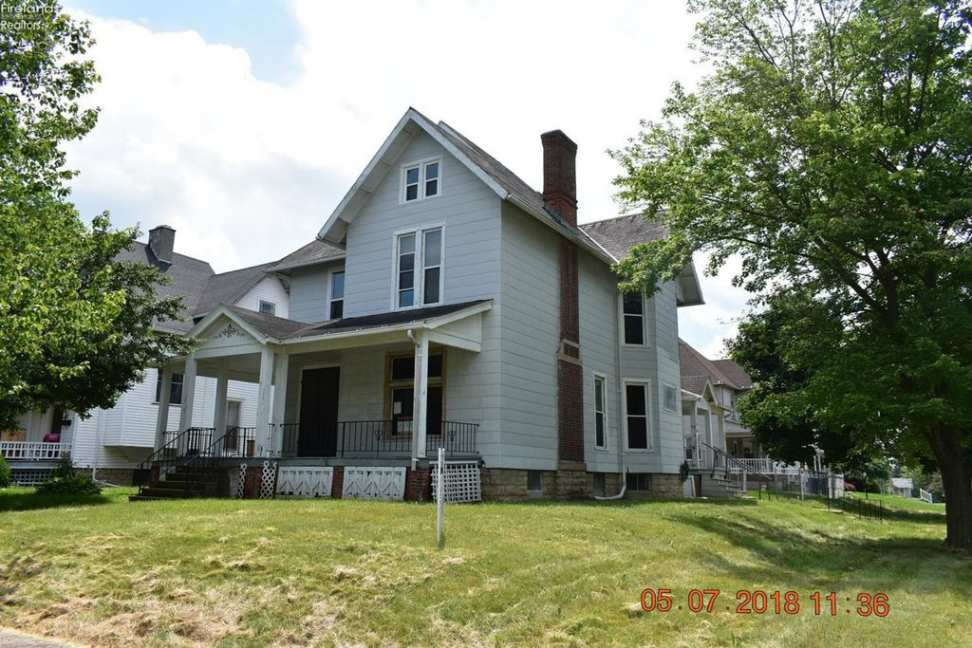 C 1900 Queen Anne Fremont Oh Old House Dreams