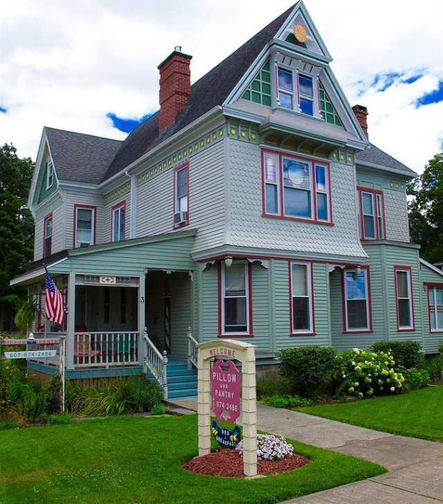 Queen Anne - Sherburne, NY - Old House Dreams